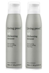 Full Thickening Mousse 5 oz by Living Proof (Set of 2)