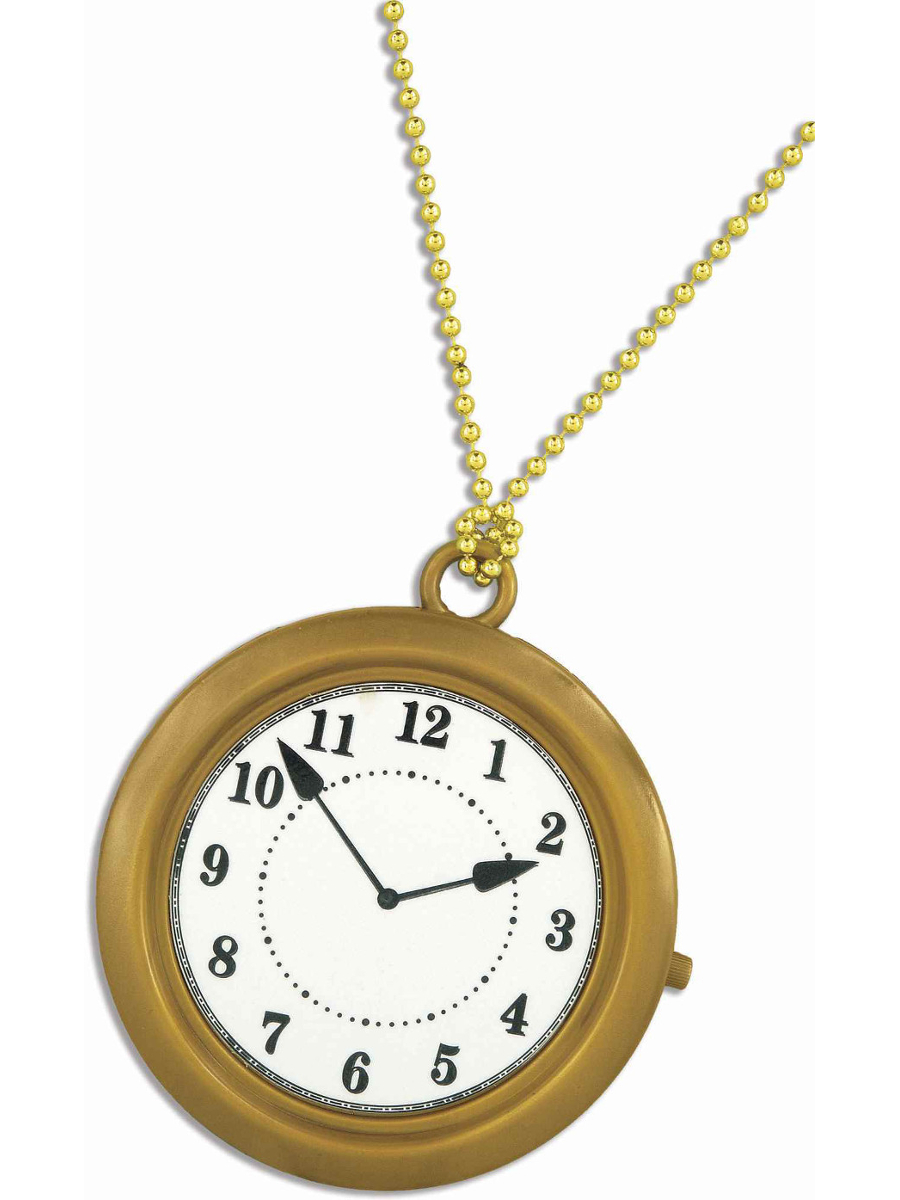 clock necklace cat product kitcatclock kit
