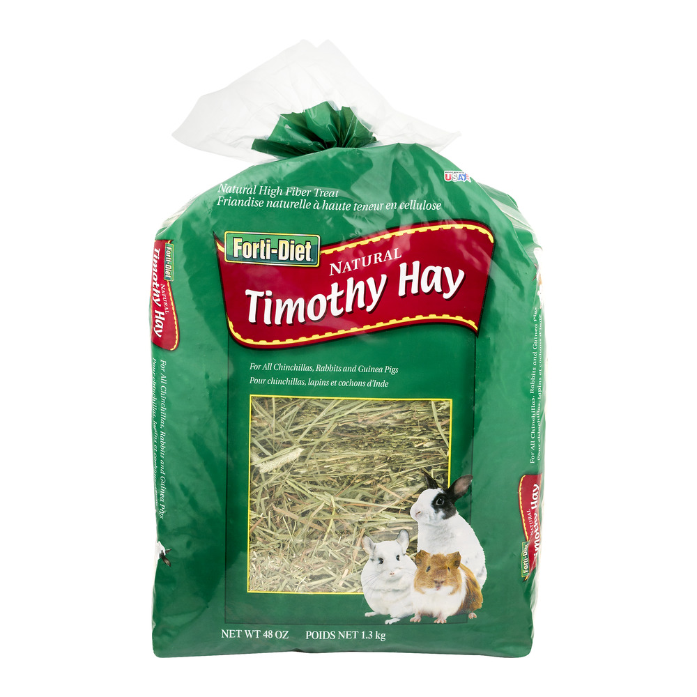 Image of Forti-Diet Natural Timothy Hay, 48.0 OZ