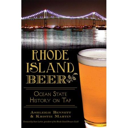 American Palate: Rhode Island Beer: Ocean State History on Tap (Paperback)