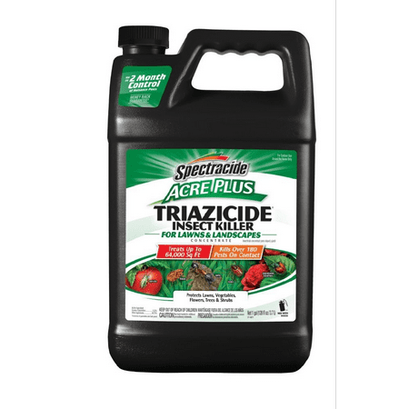 Spectracide Acre Plus Triazicide Insect Killer For Lawns & Landscapes Concentrate,