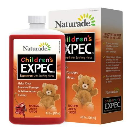 Naturade Children's Alcohol Free Expectorant, 8.8