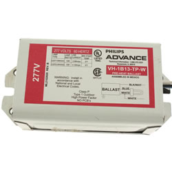 Replacement for ADVANCE VH1B13TPWI