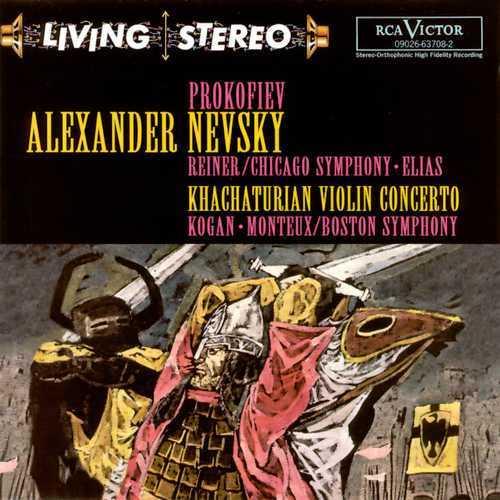 Alexander Nevsky / Violin Concerto