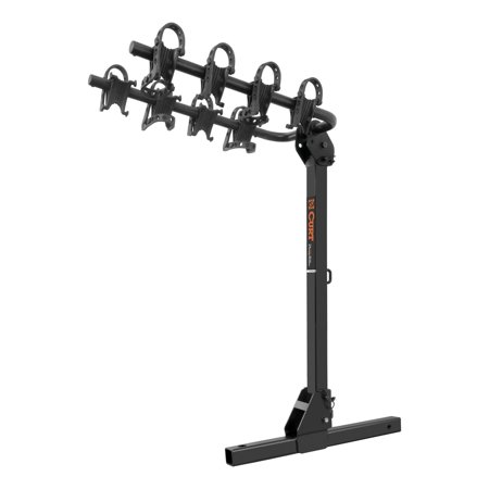 CURT Towable Hitch-Mounted Bike Rack