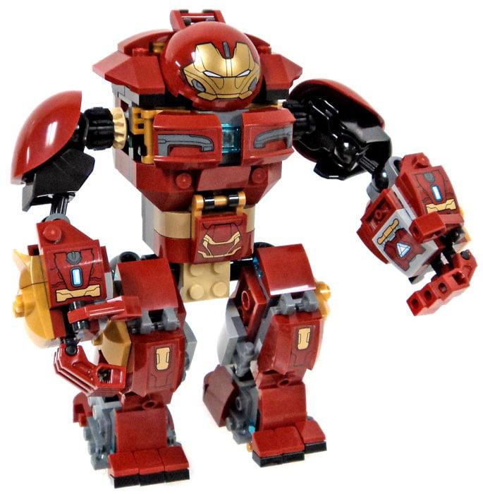 LEGO Marvel Avengers Infinity War Hulkbuster Minifigure [No Packaging]