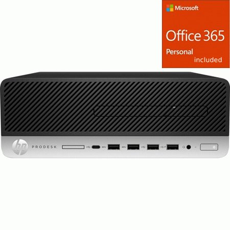 HP Business Desktop ProDesk 600 G5 Desktop Computer - Core i + Office 365 Bundle HP Business Desktop ProDesk 600 G5 Desktop Computer - Core i + Office 365 Bundle
