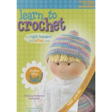 Walmart Learn To Crochet