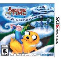 Adventure Time: The Secret Of The Nameless Kingdom (SVG Distribution)