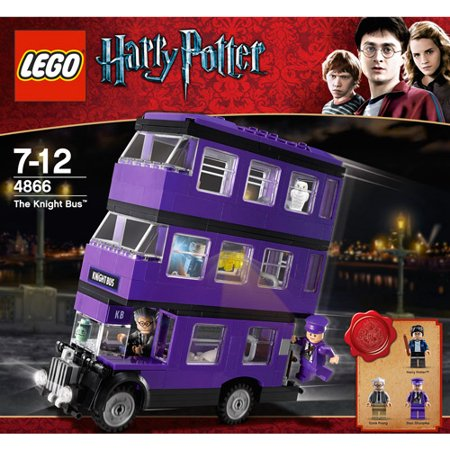 - LEGO Harry Potter The Knight Bus