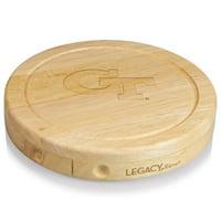 Georgia Tech Brie Cheese Board