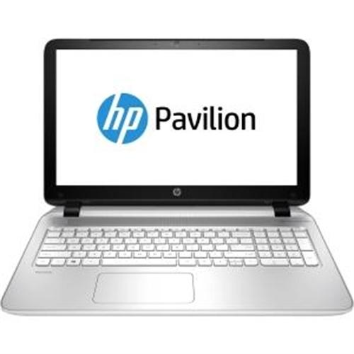 "HP Pavilion 15-p020us 15.6"" Touchscreen LED Notebook Intel Core i5-4210U 1.70GHz Silver"