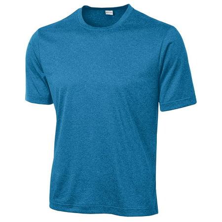 Big Tall Sport Coats - Sport-Tek Men's Big And Tall Sweat Wicking T-Shirt