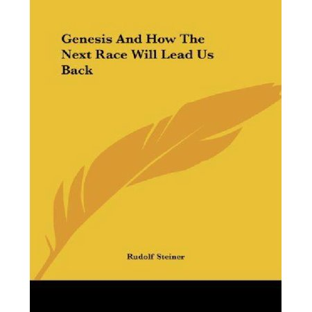 Genesis And How The Next Race Will Lead Us Back - image 1 of 1