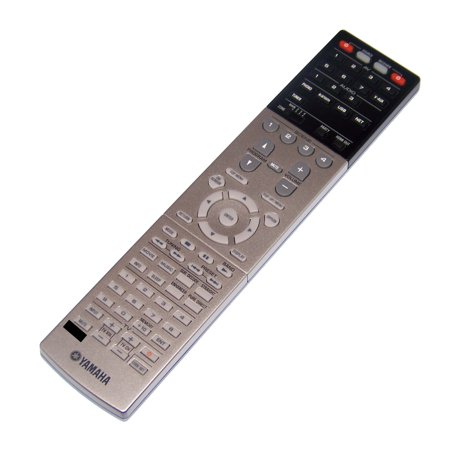 oem yamaha remote control originally shipped with rx a2070. Black Bedroom Furniture Sets. Home Design Ideas