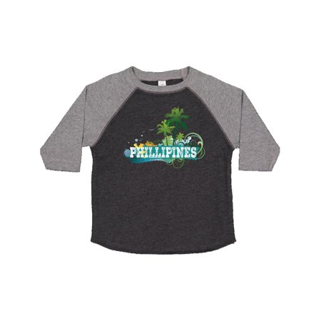 Phillipines Vacation Travel Souvenir Toddler T-Shirt