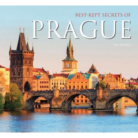 Best-kept secrets of prague - hardcover: