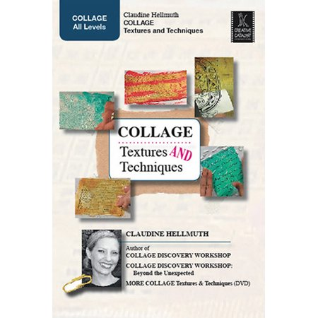 Collage Textures And Techniques With Claudine Hellmuth (Claudine Hellmuth Studio)