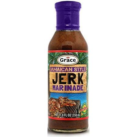 Jerk marinade by Grace. 350 ml 11.8 oz