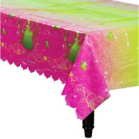 Princess and the Frog 'Sparkle' Plastic Table Cover (1ct)