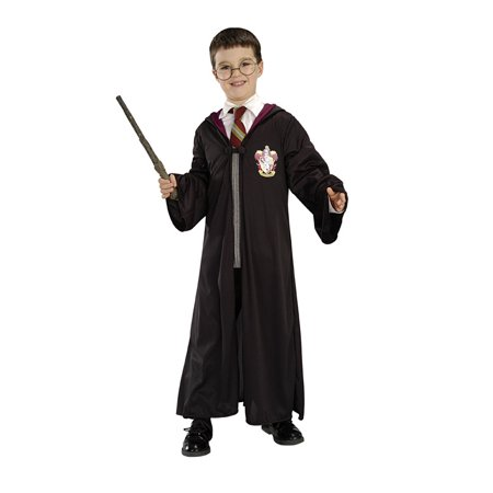 Harry Potter Child Halloween Costume - Diy Cat Costumes Halloween