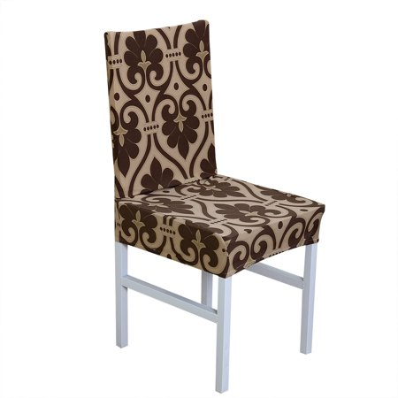 Dining Chair Cover Stool Slipcover Washable Kitchen Parson