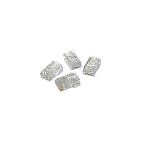 Platinum Tools 100003B Ez-Rj45 Connectors 100 Pack