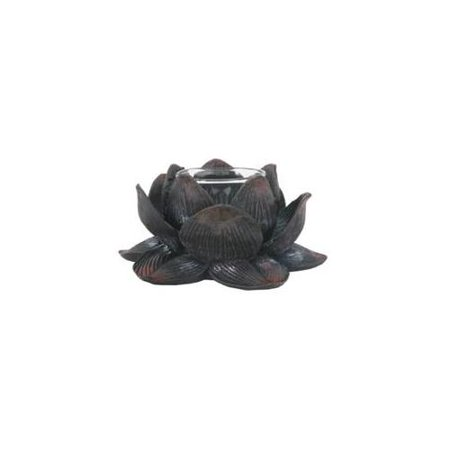 Lotus Flower Votive Candle Holder Home Decoration D ©cor Buddha Meditation New