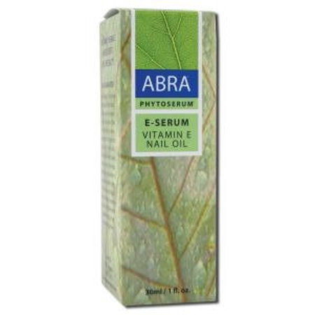 E-Serum Vitamin E Nail Oil Abra Therapeutics 1 oz Oil
