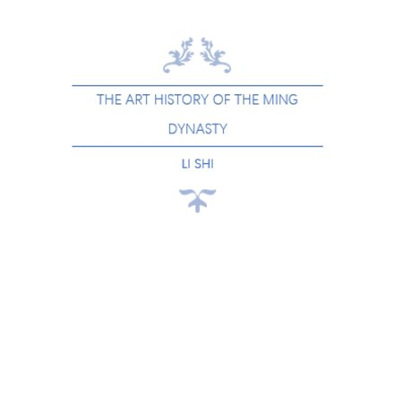 The Art History of the Ming Dynasty - eBook Ming Dynasty Jade