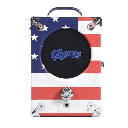 Pignose Legendary 7-100 1776 Old Glory Special Edition Portable Amplifier (Special Edition Power Amplifier)