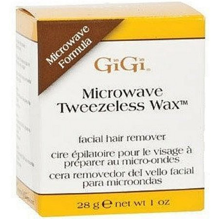 Gigi Microwave Sensitive Tweezeless Wax - GiGi Microwave Tweezeless Wax 1 oz