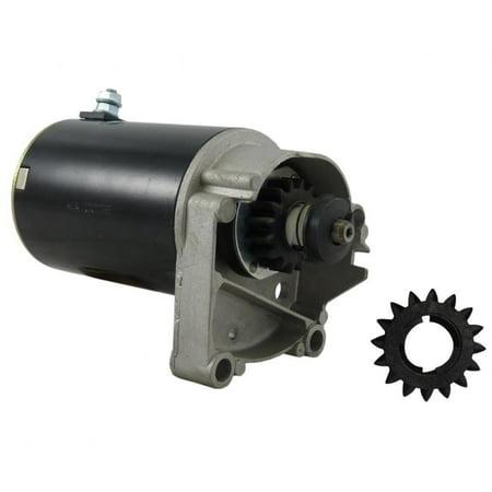 New Starter w/extra gear Briggs & Stratton 18 hp Twin Cylinder