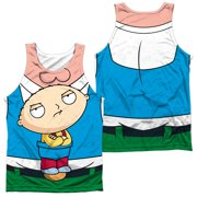 Family Guy - Stewie Carrier (Front/Back Print) - Tank Top - Medium