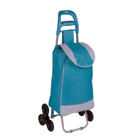 Honey Can Do Rolling Cart Bag and Tri-Wheels for Steps, Multiple