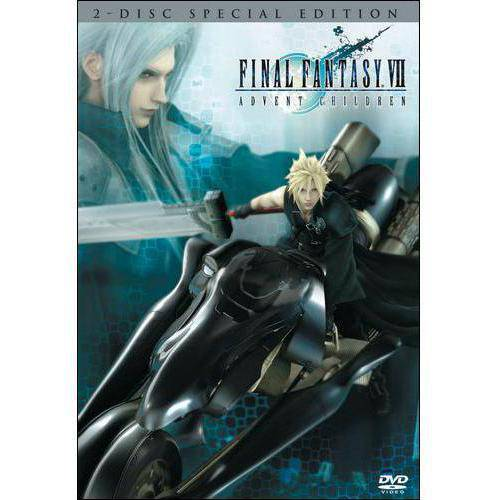 Final Fantasy VII: Advent Children (Special Edition) by COLUMBIA TRISTAR HOME VIDEO