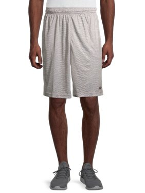 AND1 Men's Level Up Basketball Shorts, up to 2XL