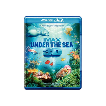 Under the Sea (IMAX) (Blu-ray) - Halloween Imax