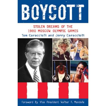 Boycott : Stolen Dreams of the 1980 Moscow Olympic Games