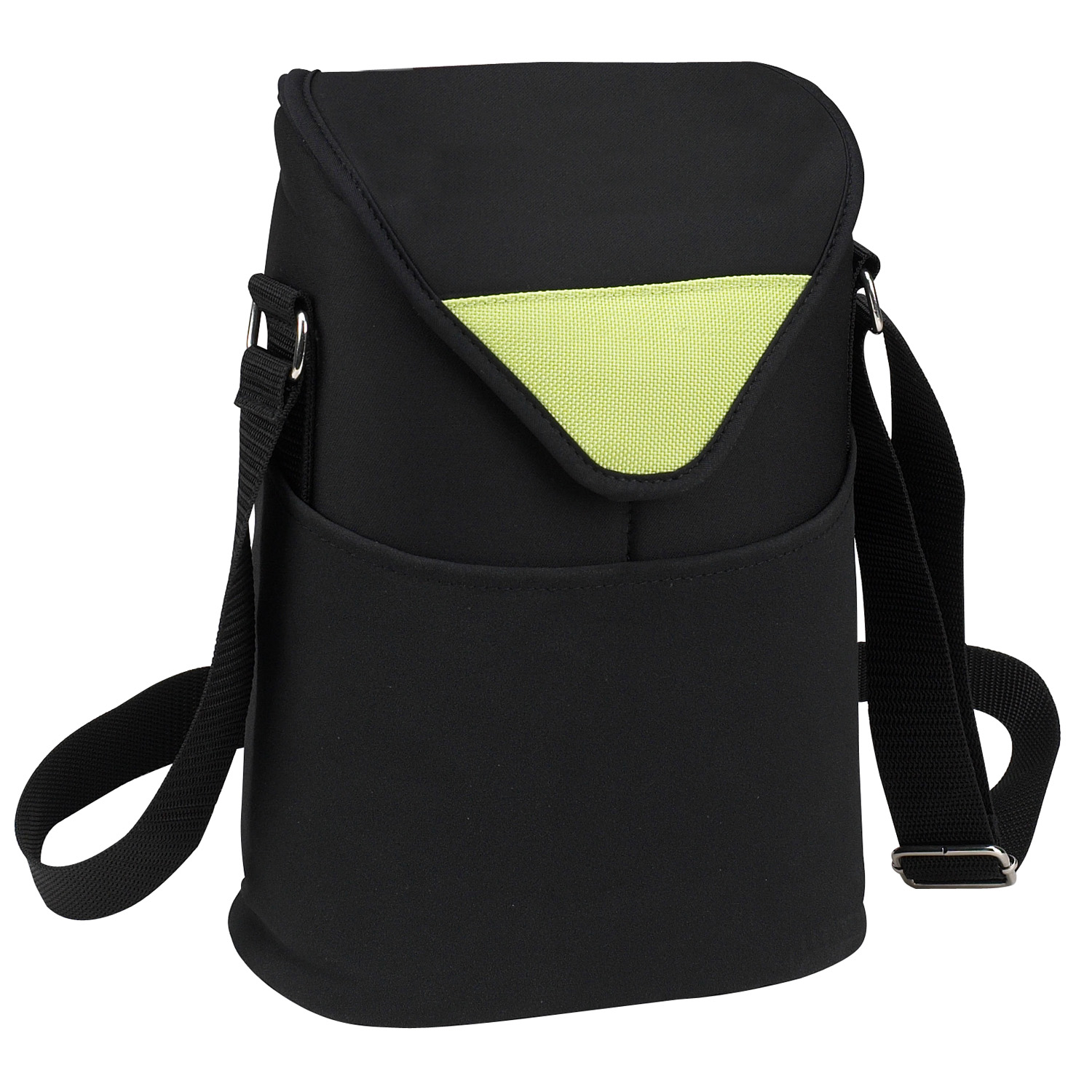 Picnic At Ascot Neo Two Bottle Tote in Apple
