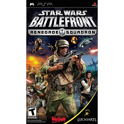 Star Wars Battlefront: Renegade Squadron (PSP) - Pre-Owned