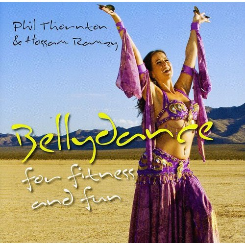Bellydance For Fitness & Fun (Jewl)