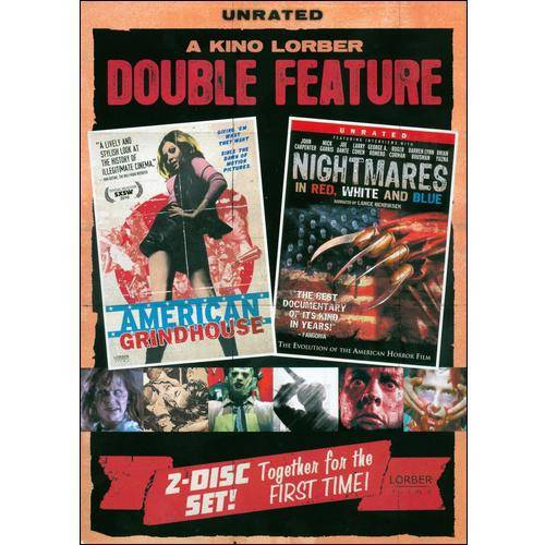 American Grindhouse / Nightmares In Red, White And Blue (Widescreen)