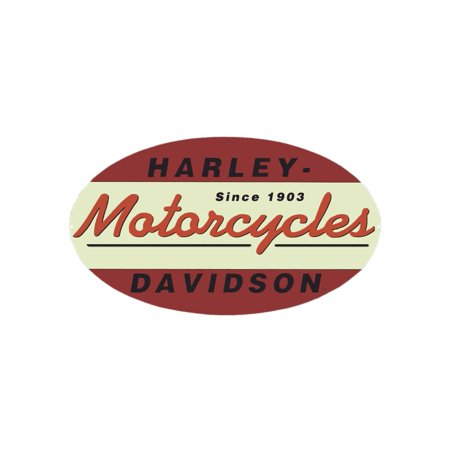 - Harley-Davidson Since 1903 Oval Tin Metal Sign 11 x 18 Inch 2010211, Harley Davidson
