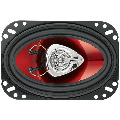 "Boss Audio Audio CH4620  CHAOS EXTREME 200 Watt 4"" x 6"" 2-Way, Car Speakers (Pair of Speakers)"