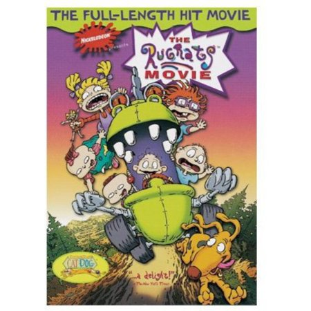The Rugrats Movie (Widescreen) - The Rugrats Halloween Vhs