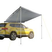Best Awnings - Yescom 7.6'x8.2' Car Side Awning Rooftop Pull Out Review