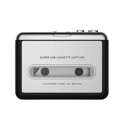 Portable Cassette Tape Machine Audio MP3 Format Converter To USB Flash Drive (Aes Format Converter)
