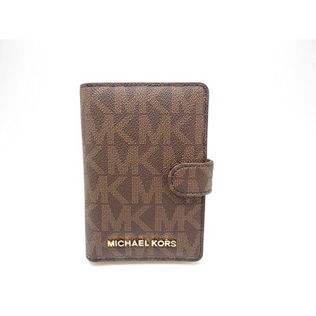 d6fc7b21bf34 Michael Kors - Michael Michael Kors Jet Set Travel Passport Case Wallet -  Walmart.com