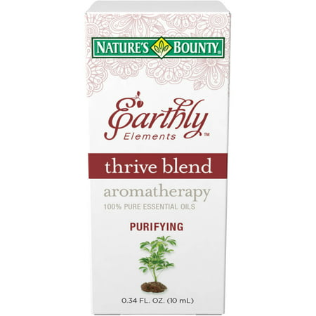 Nature S Bounty Essential Oils Sign